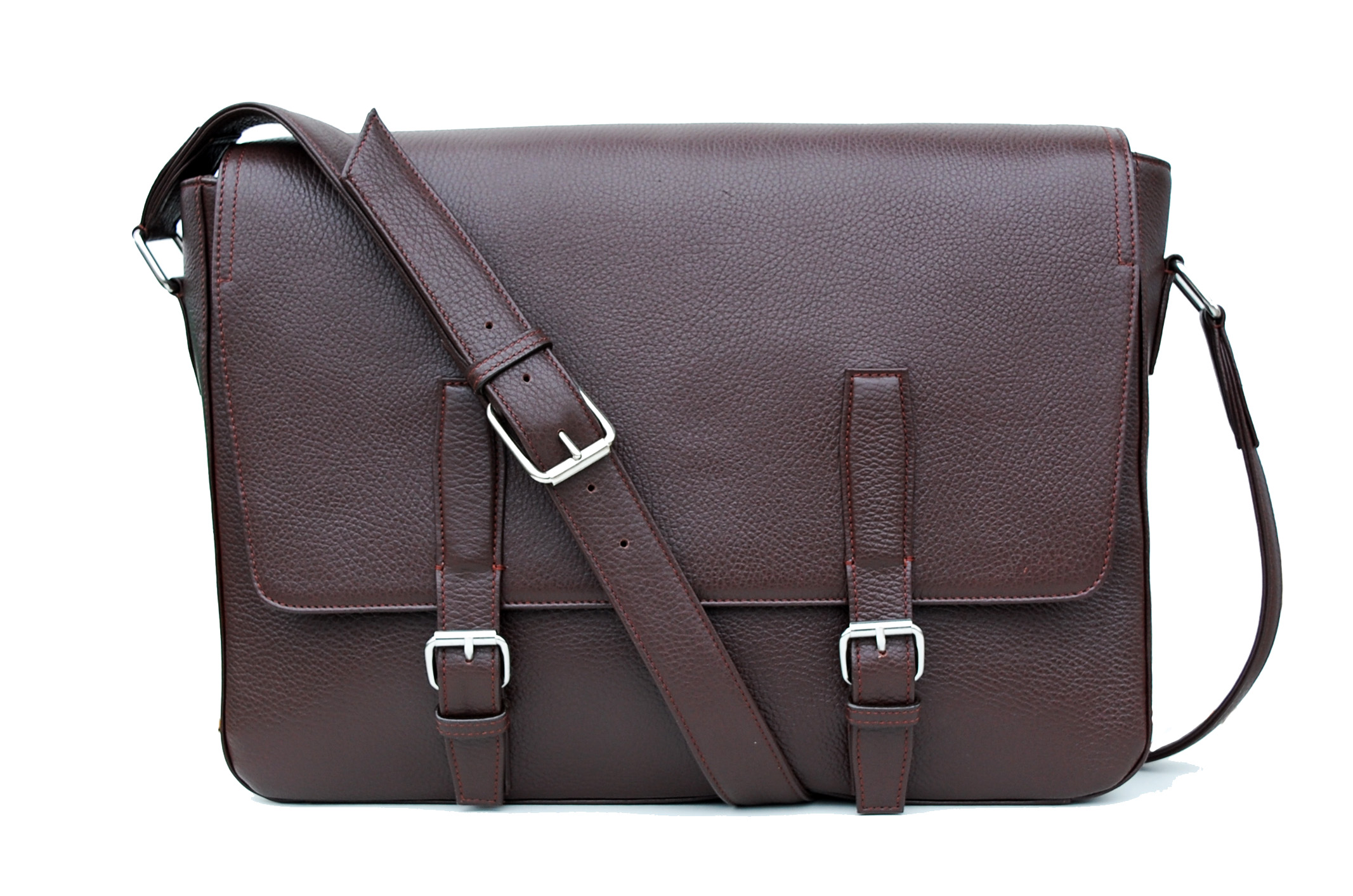 Leather Business shoulder Bag