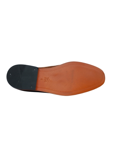 Leather Side Up Men's Shoe